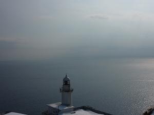 北海道室蘭のチキウ岬。