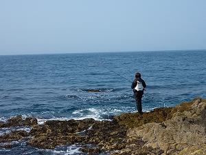 この素晴らしき海に立てる喜びを皆さんもぜひ。