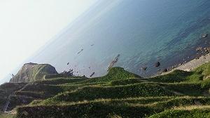 地球の造形美。積丹半島の美しさは絶景の一言に尽きる。