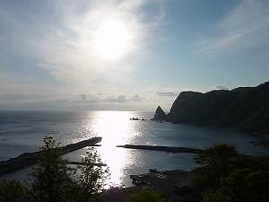 青い海と深い山々が織りなす積丹半島。釣り人ならずとも一度は訪れたい絶景の地である。