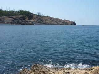 清々しい夏の日本海!美しい海はここにもありました。